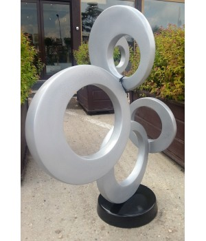 Скульптура из стеклопластика